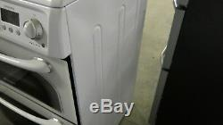 Hotpoint HAE51PS Freestanding Electric Cooker with Ceramic Hob in White #568