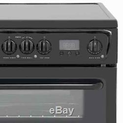 Hotpoint HAE60KS Newstyle Free Standing B/B Electric Cooker with Ceramic Hob