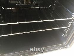 Hotpoint HARE60K- BLACK Free Standing Electric Cooker with Ceramic Hob