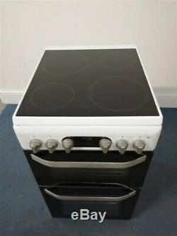 Hotpoint HD5V93CCWUK Electric Cooker with Ceramic Hob (IP-ID707851374)