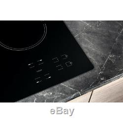 Hotpoint HR612CH 60cm Ceramic Hob 4 Zones, Full Touch Controls, Timer