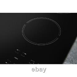 Hotpoint HR724BH 77cm Ceramic Hob LED, Touch Controls, Timers & Hard-Wired