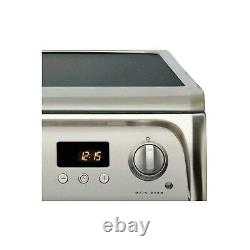 Hotpoint HUE61X Ultima 60cm Double Oven Electric Cooker with Ceramic Hob HUE61X
