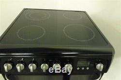 Hotpoint Ultima HUE61KS Electric Cooker with Ceramic Hob (IP-IH017817382)
