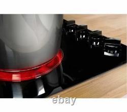 INDESIT RI 861 X Electric Ceramic Hob Black Currys