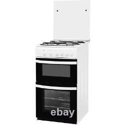 Indesit ID5G00KMW Cloe A Gas Cooker with Gas Hob 50cm Free Standing White New