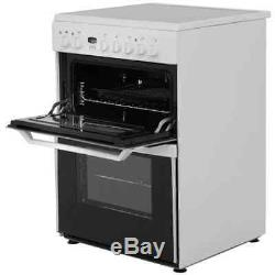 Indesit ID60C2KS Advance Free Standing B/B Electric Cooker with Ceramic Hob