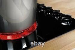 Indesit RI860C Ceramic Electric Hob Black