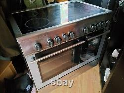 Kenwood all electric Range cooker with hob
