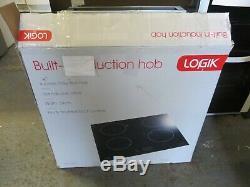 LOGIK LINDHOB16 Electric Induction Hob Black