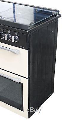 Leisure 100cm Electric Range Cooker CC100F521C with Lid Ceramic Hob Cream 3 Oven