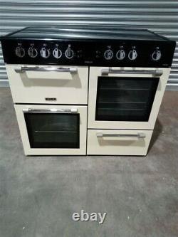 Leisure CK100C210C Electric Range Cooker with Ceramic Hob 07647604 GRADE B