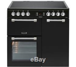 Leisure CK90C230K Electric Range Cooker 90cm Ceramic Hob 3 Ovens (CK1352)