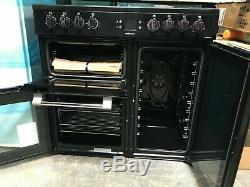 Leisure (CK90C230K) Electric Range Cooker 90cm Ceramic Hob 3 Ovens (CK1598)