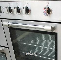 Leisure Cookmaster CK100C210X 100cm Electric Range Cooker Ceramic Hob Stainless