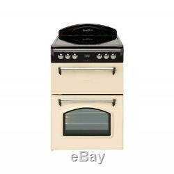 Leisure Gourmet GRB6CVC 60cm Electric Cooker with Ceramic Hob Cream A/A