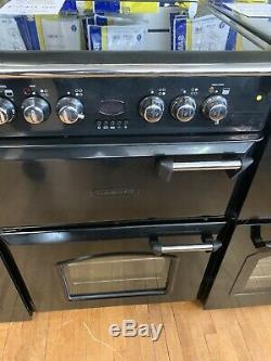 Leisure Mini Range Electric Ceramic Hob Double oven Cooker fully Refurbished