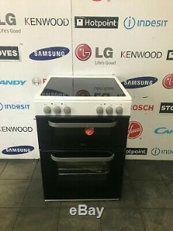 Logik LDOC60W17 60cm Electric Cooker with Ceramic Hob 4141
