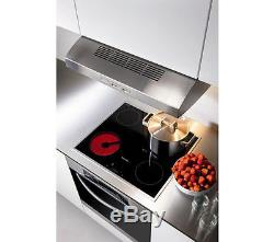 MIELE KM 5600 Electric Ceramic Hob Black Currys