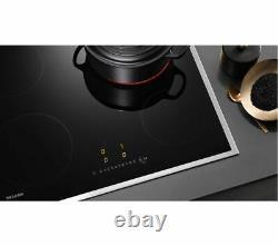 MIELE KM6520 Electric Ceramic Hob Black Currys