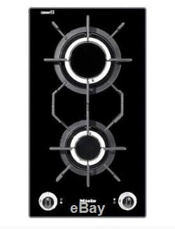 Miele Combi Set KM418 Induction Electric Hob & KM405 Burner Gas Hob Used