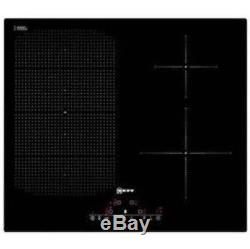 NEFF CERAMIC GLASS ELECTRIC FLEX INDUCTION HOB (T51D53X2) Reduced To Clear
