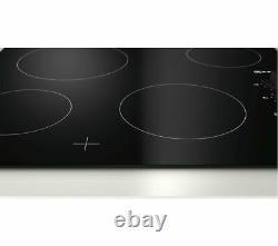 NEFF N30 T16CK40X0 Electric Ceramic Hob Black Currys