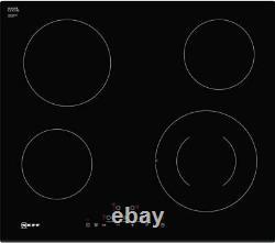 NEFF T16FD56X0 Electric Ceramic Hob Black