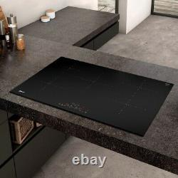 NEFF T48FD23X2 N70 Five Zone 80cm Induction Hob With Touch Control HW174032-07