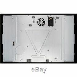 NEFF T58FD20X0 N70 80cm 5 Burners Induction Hob Touch Control Black