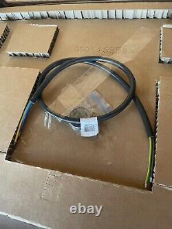 NEFF T68TS6RN0 N90 83cm 5 Burners Induction Hob Touch Control Black HW174079-03