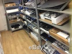 NEW BOSCH Serie 2 PKE611CA1E Electric Ceramic Hob 4 zones Dial controls Black