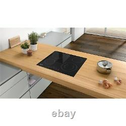 Neff T16FD56X0 59.2cm Touch Control Ceramic Hob With Bevelled Front Edge