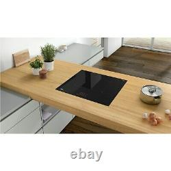 Neff T36FB41X0G Touch Control 60cm Four Zone Induction Hob Black With T36FB41X0G