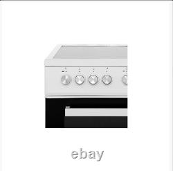New Beko ADC5422AW 50cm Electric Cooker with Ceramic Hob White COLLECTION