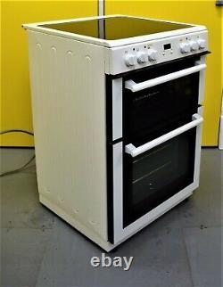New World NW 60EDOMC 60cm Electric Cooker Ceramic Hobs