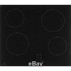 New World NWTC601 60cm Touch Control Ceramic Hob with 4 Burners in Granite