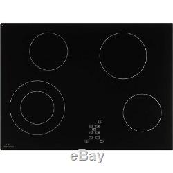 New World NWTC701 Touch Control 70cm Ceramic Hob Black 444441169