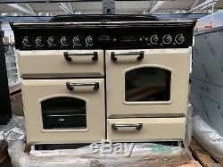 Rangemaster'Classic' 110LPG 110cm LPG Gas Range Double Ovens & 5 Burner Hob