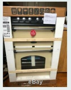 Rangemaster Classic 60 60cm Electric Cooker with Ceramic Hob Cream/Chrome