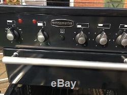 Rangemaster Electric Range Oven 90cm Black Ceramic Hob. 1 Year old