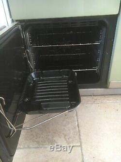 Rangemaster Elise 100 5 Hob Induction Kitchen Range Olive Green