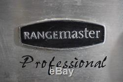 Rangemaster Professional 90 Electric Range Oven with Ceramic Hob