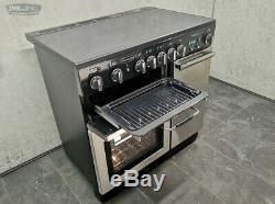 Rangemaster Professional Plus 90 All Electric Ceramic Hob RANGE COOKER (x59)
