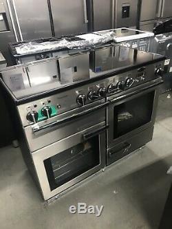 Rangemaster Professional Plus PROP110ECSS/C 110cm Electric Ceramic Cooker