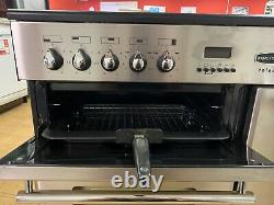 Rangemaster Toledo 90cm Stainless Steel With Ceramic Hob/ All Electric