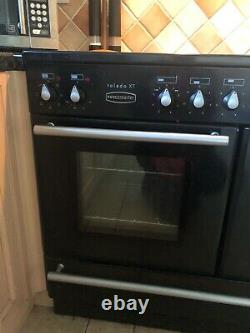 Rangemaster Toledo110 full electric double oven with ceramic 6 plate hob