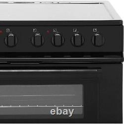 Refurbished Electra TCR60B 60cm Ceramic Hob Electric Cooker
