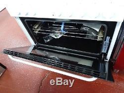 Servis SC900W 90cm Electric Range Cooker in White NEW BOXED 900mm Ceramic Hob