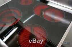 Smeg Concert SUK62CBL8 60cm wide All Electric Ceramic hob Range cooker (v81)